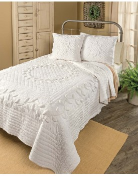 Trapunto Quilts