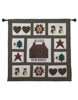 Bless our Home Quilts