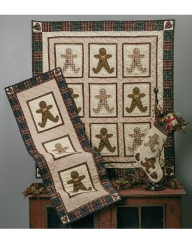 Gingerbread Quilts