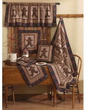 Gingerbread Tea Dyed Quilts