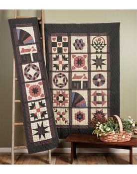 Baltimore Sampler Quilts