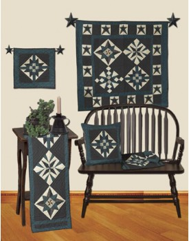 Stars of Star Quilts