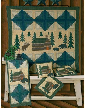 Cabin in the Woods Quilts