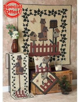 Bird House Quilts