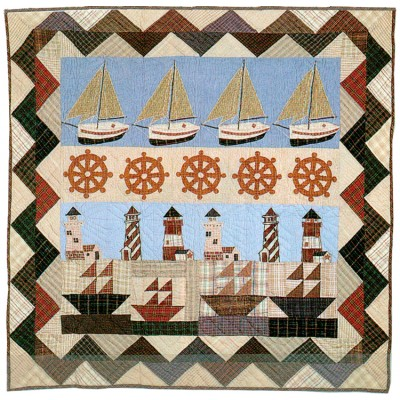 Wall-hanging / Throw Quilts