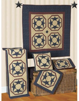 Dancing Star Quilts