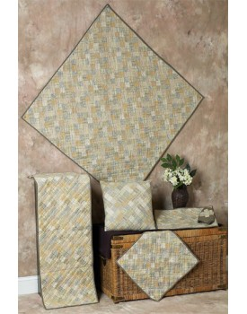 Light Square Quilts
