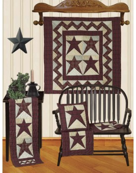 Colonial Star Quilts