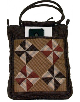 Pinwheel Quilted Bags