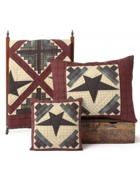 Cabin Star Quilts