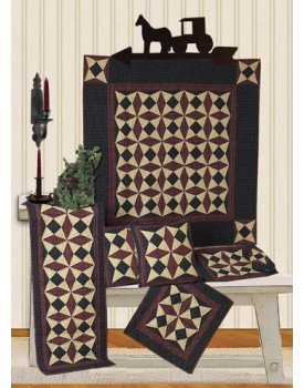 Spinning Wheel Quilts