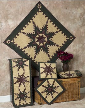 Feathered star Quilts