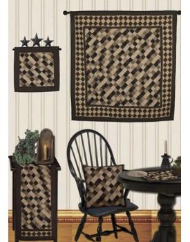 Primitive Squares Quilts