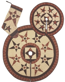 Primitive Country Star Quilts