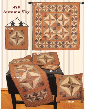 Autumn Sky Quilts