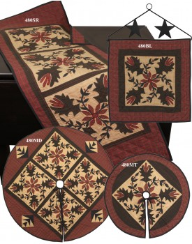 Poinsettia Quilts