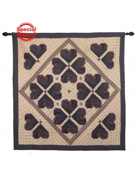 Patchwork Heart Quilts