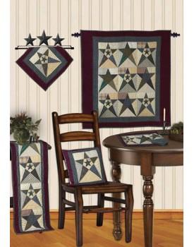 Primitive Star Quilts