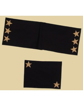 Country Classic Black Star Quilts