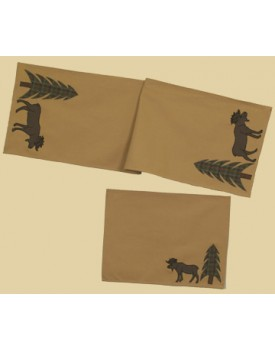 Country Classic Northwood Moose Quilts