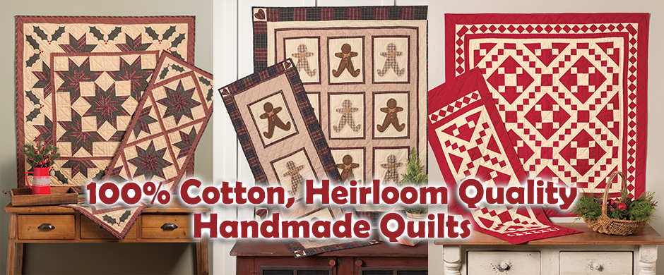 View our Fall Quilts!