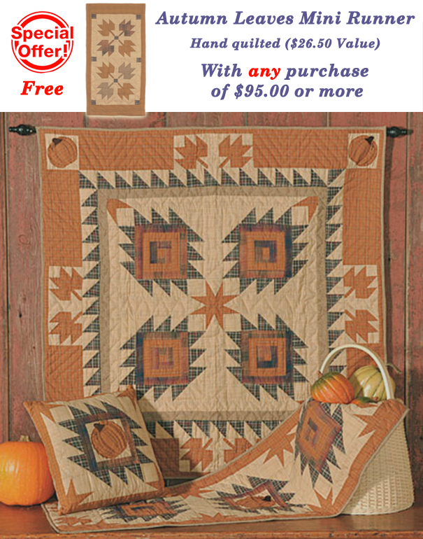Special Priced Quilts!